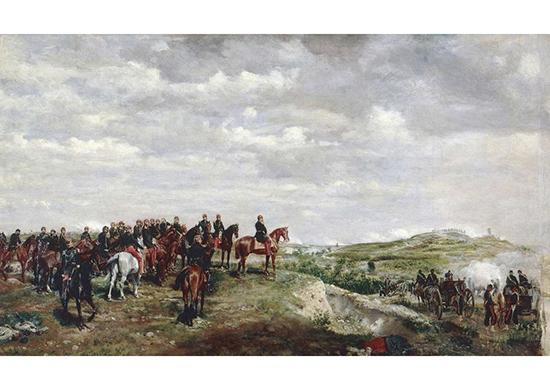 АВСТРОИТАЛОФРАНЦУЗСКАЯ ВОЙНА 1859 фото №3