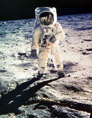 Прогулка по Луне.