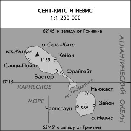 СЕНТКИТС И НЕВИС фото