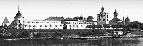 Ярославль. Спасо-Преображенский монастырь. 16—17 вв.
