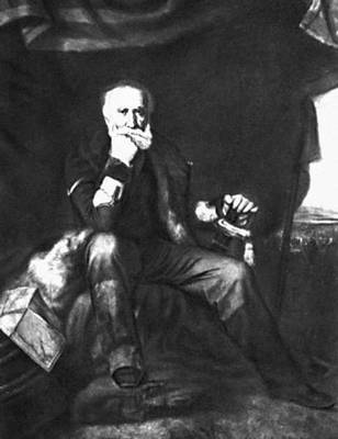 X. Родаковский. Портрет генерала Дембинского. 1852. Национальный музей. Краков.