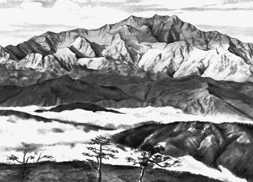 Непальские Гималаи.