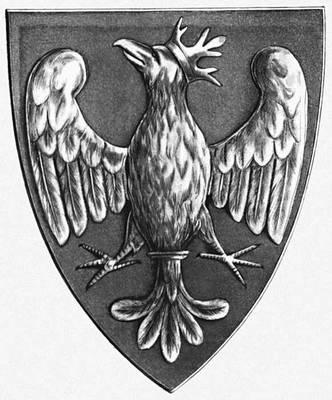 Герб Пястов — первой династии польских королей.