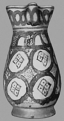 Кувшин. Фаэнца (Италия). 14 в. Международный музей керамики. Фаэнца.