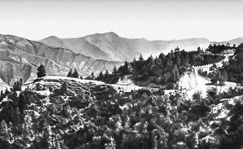 Непал. Шоссе Катманду — Раксаул.