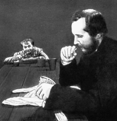 Кадр из фильма «Мать Иоанна от ангелов». Реж. Е. Кавалерович. 1961.