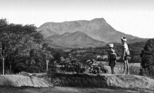 Восточная Малайзия (Сабах). Горы Кинабалу на о. Калимантан.