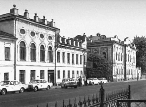 Ярославль. Жилой дом. 1-я пол. 19 в. (ныне Дворец бракосочетания).