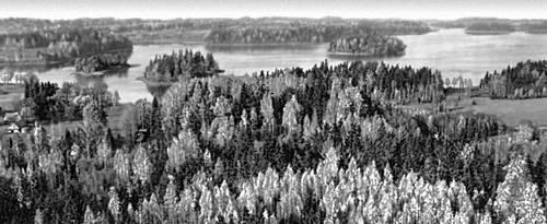 Озеро Пюхаярве.