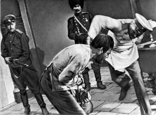 Кадры из фильмов: «Решающий шаг». Реж. А. Карлиев. 1965.