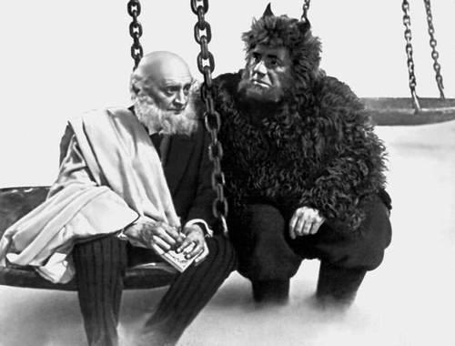 Кадр из фильма «Новый нечистый из преисподней». Реж. Ю. Ю. Мюйр и Г. Е. Кроманов. 1965.