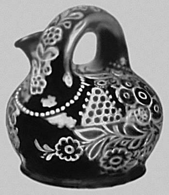 Опошня. Современные керамические изделия. «Носатка» (рукомойник).