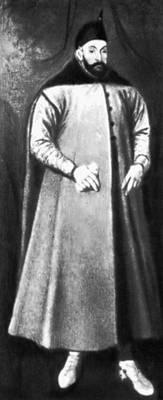 М. Кобер. Портрет Стефана Батория. 1583. Монастырь миссионеров. Краков.