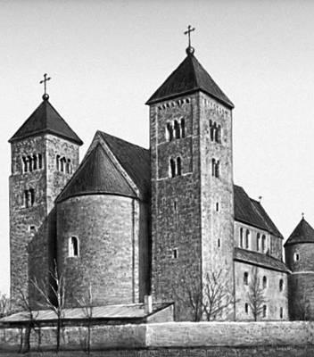 Польша. Костёл в Туме. Ок. 1141—61.
