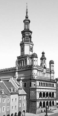 Познань. Ратуша. 1550—60. Архитектор Дж. Б. Куадро.