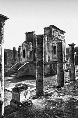 Помпеи. Храм Исиды. 1 в. н. э.
