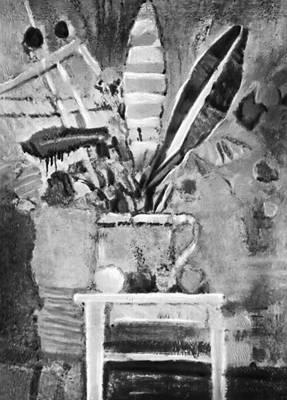 А. Нахт-Самборский. «Натюрморт». Ок. 1960.