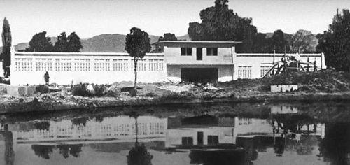 Горное бюро близ Катманду. 1950-е гг.