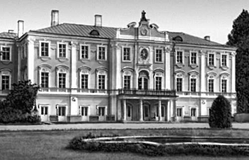 Архитектура 13 — начала 20 вв. Н. Микетти, М. Г. Земцов. Дворец в Кадриорге. 1718—25.