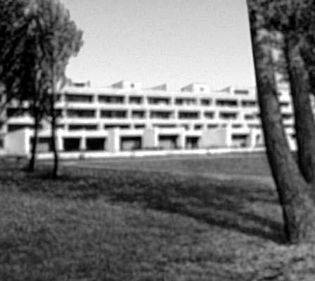 Архитектура Советской Эстонии. Т. Рейн. Жилой дом в Пярну. 1976.