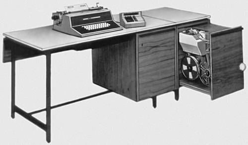 Пишущий автомат «Форстер-электроник» (ФРГ).