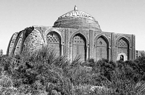 Мечеть Талхатан-баба. Около 1095.