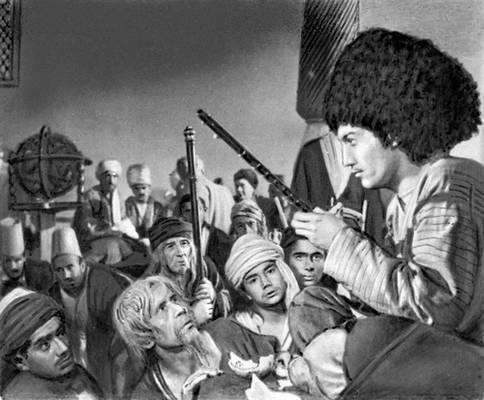 Туркменская ССР. Кадр из фильма «Состязание».