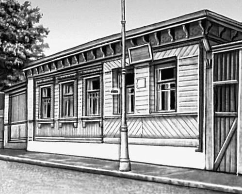 Филиал музея Революции СССР. Музей «Красная Пресня».