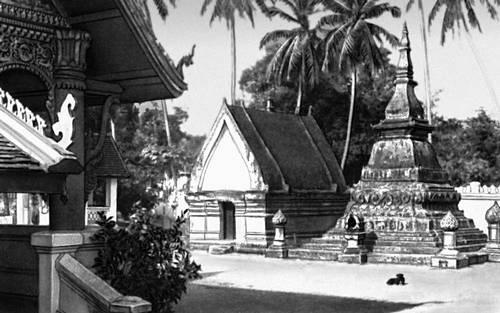 Луангпрабанг. Ват Май. 1796.