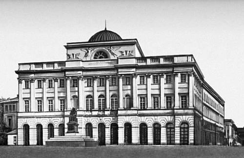 Польша. А. Корацци. Дворец Сташица в Варшаве. 1820—23.