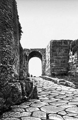 Помпеи. Ноланские ворота. 1 в. н. э.