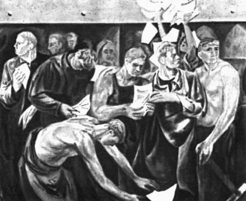 Э. Пыльдроос. «Слово». 1969. Министерство культуры Эстонской ССР. Таллин.