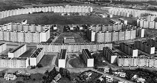 Таллин. Новый жилой район города — Вяйке-Ыйсмяэ.