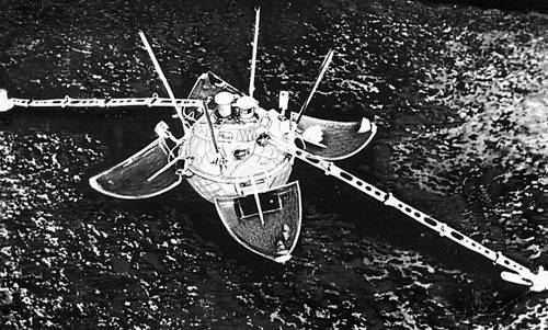 Рис. 5. «Луна-13».
