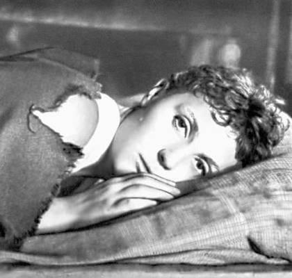 Кадр из фильма «Пассажирка». Реж. А. Мунк. 1963.