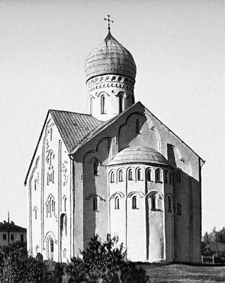 Церковь Спаса на Ильине улице. 1374.