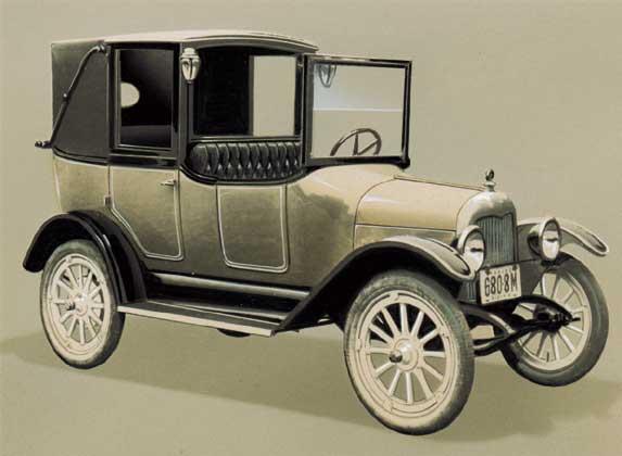 МАКСВЕЛЛ, городская модель 25 (1917)