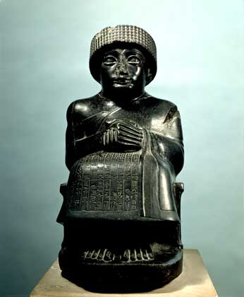 ГУДЕА, правитель Лагаша.