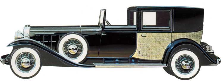 КАДИЛЛАК V-16 (1931)