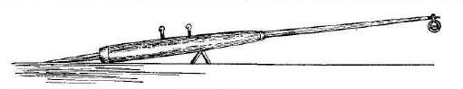 Рис. 114. Французская донная удочка.