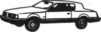 Легковой автомобиль Меркурий