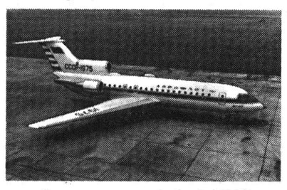 Пассажирский самолёт Як-42 (СССР)