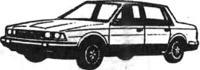 Легковой автомобиль Бьюик