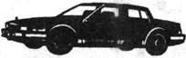 Легковой автомобиль Кадиллак