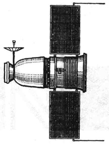 Космический аппарат Зонд-6