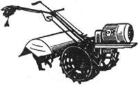 Самоходная электрофреза ФС-0.7А