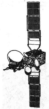 ИСЗ Интелсат-5