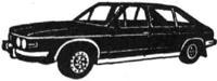 Легковой автомобиль Татра