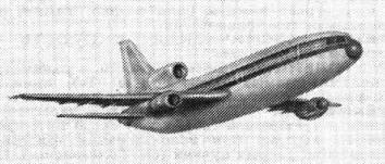 Пассажирский самолёт Тристар (США)