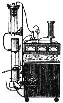 К ст. Искусственное сердце - лёгкие аппарат. Советский аппарат искусственного кровообращения АИК-5
